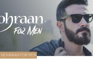 Nohraan linha masculina